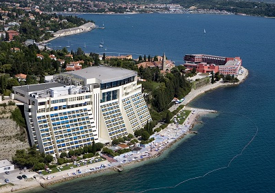 Grand hotel Slowenien, Portoroz